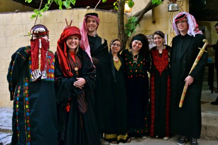 ISA study abroad Morocco students