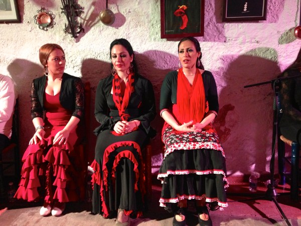 Flamenco Show in Granada, Spain.