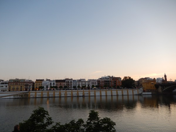 Triana: my home away from home