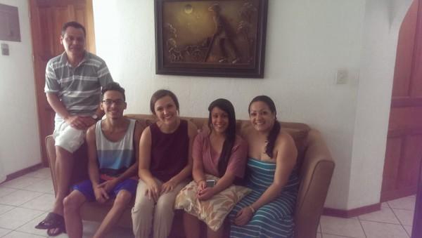 My Tico Familia.