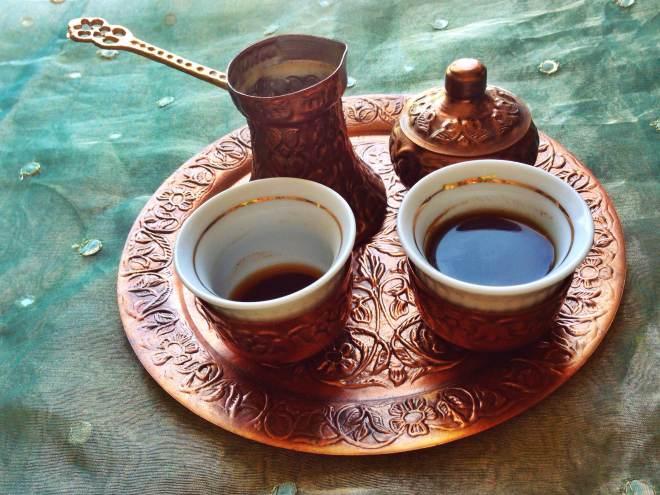 Original Handmade Bosnian Coffee Set