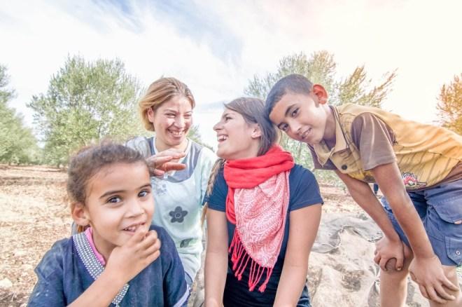 Smiles on the Farm, Meknes, Morocco-Berntson-Photo 3