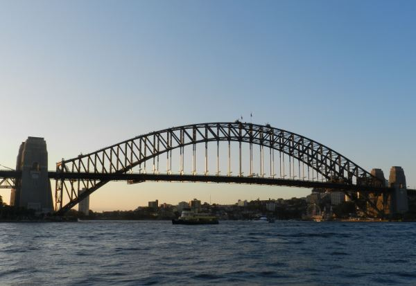 What's the first thing you do when you go to Sydney? Walk down to Circular Quay and start snapping photos of the Sydney Harbour Bridge, of course! If you're feeling daring, you can even sign up to climb to the top!