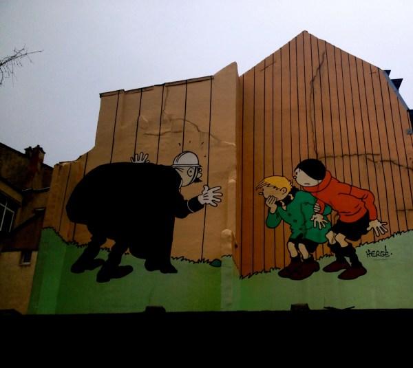 Quick & Flupke, Brussels, Belgium, Westberg - Photo 10