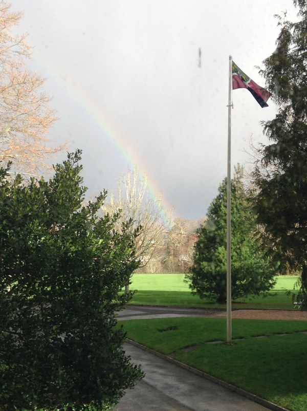 Rainbow photo, Limerick, Ireland, Smaby, photo 1