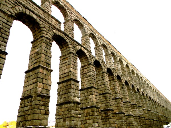 Acueducto de Segovia Spain - Smith - Photo 1