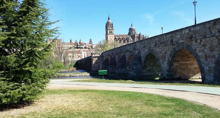 Running trail 1 - Salamanca, Spain - Dawson