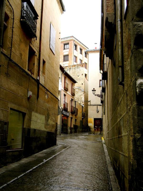Side Street, Segovia, Spain - Smith -Photo 2