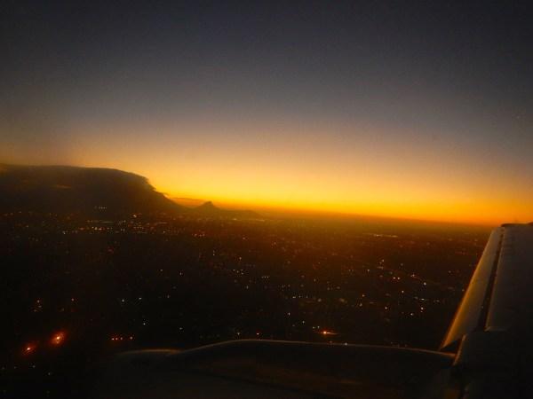 Airplane, Cape Town, South Africa, Cornelssen - 2