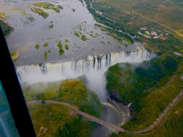 Victoria Falls Helicopter Tours, Victoria Falls, Zimbabwe, Cornelssen, 7