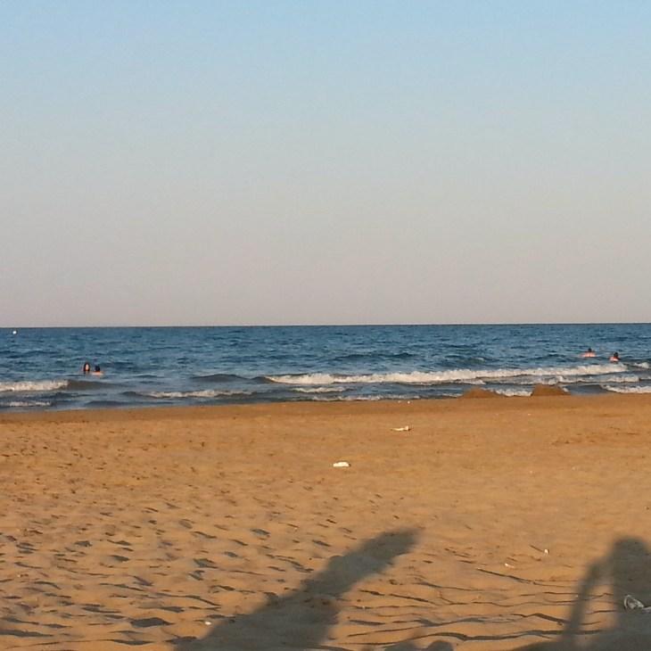 Malva-Rosa Beach.