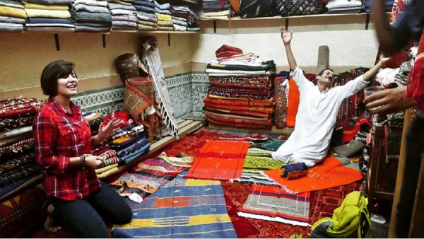 Meknes Medina, Morocco, Hardy, Photo 3