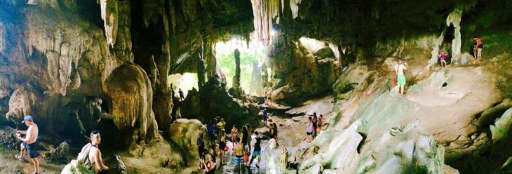 Pee Hua Toh Cave