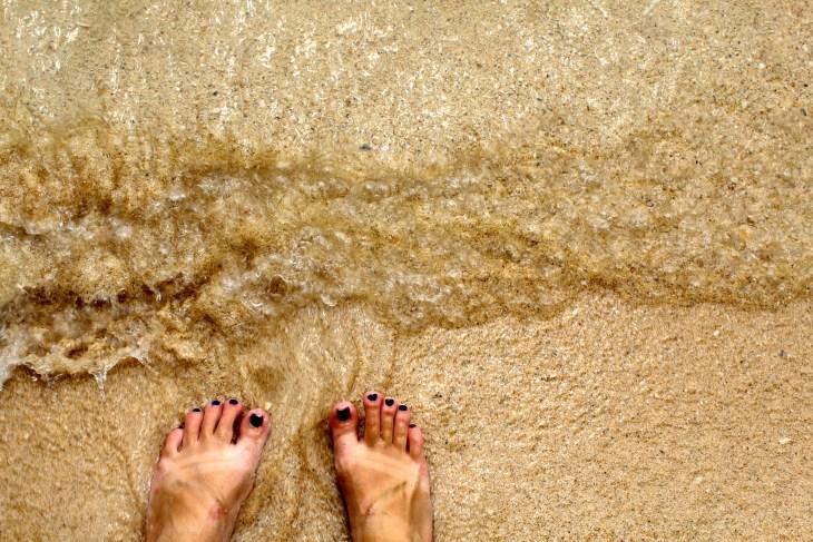 Railay Beach Tide