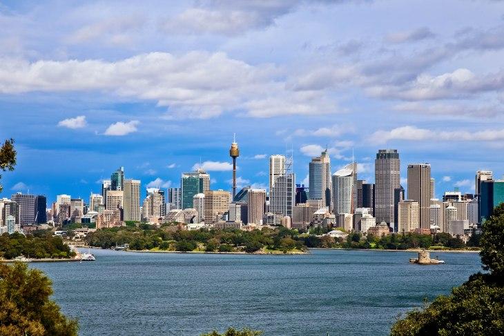 Sydney Skyline, Sydney, Australia, Renard-photo 2