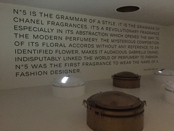 Chanel Exhibition, London, UK, Dowd 7