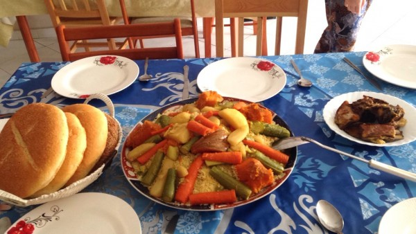 Couscous-Meknes-Morocco- Photo 5 Olausson