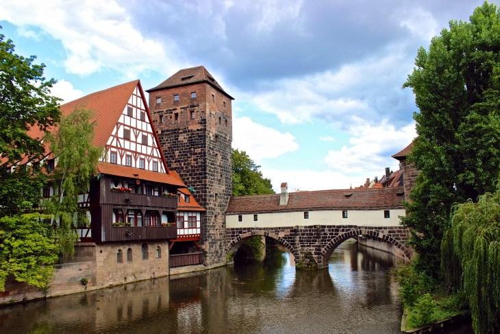 Hangman's Bridge, Nuremberg, Germany, Morfe- Photo 8
