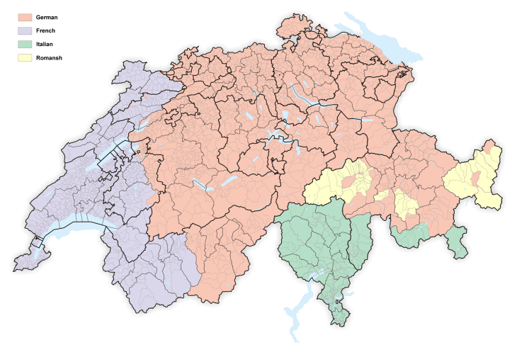Language in Switzerland