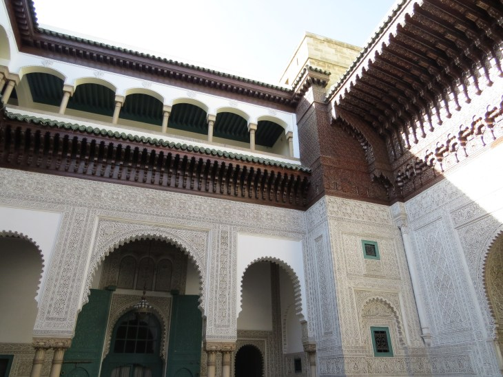 Medina Center in Fez