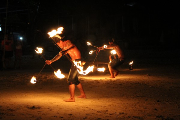 Fire Show, Koh Samet, Thailand - Manning - Photo 3