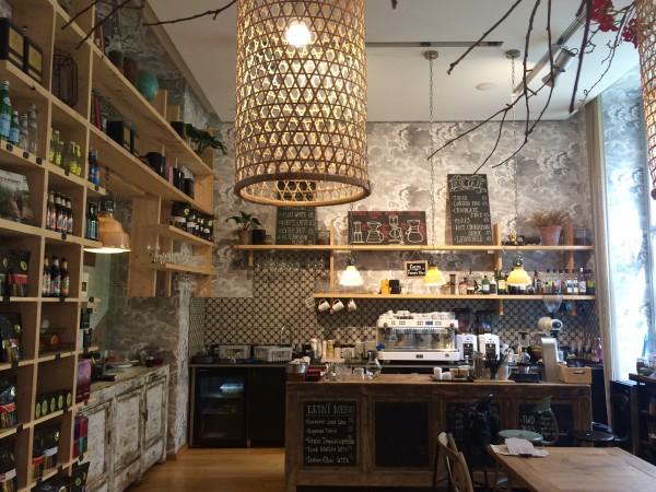 La Bohe-ª+çme Cafe-ª++, Prague, Czech Republic, Bjornsen- Photo 13