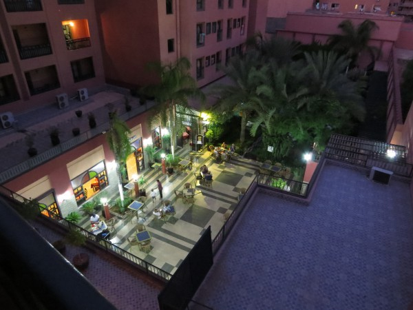 View from Hotel Room, Marrakech, Morocco, Wachsmith - Photo 2