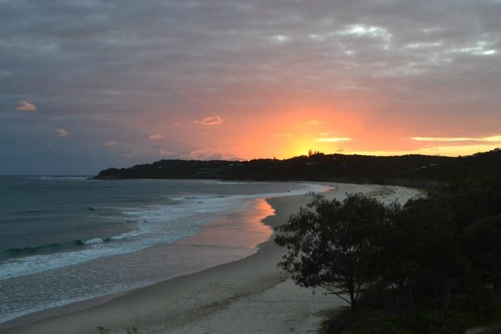 Sunrise, North Stradbroke Island, Australia -Barker - Photo 8