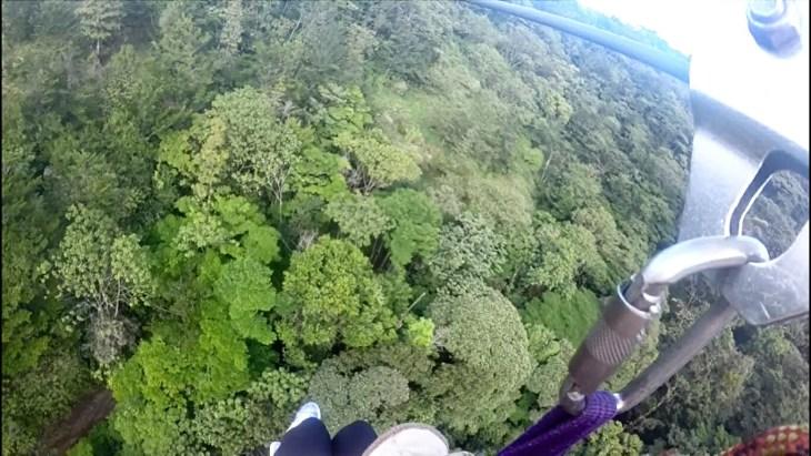 Zip lining, Monteverde, Costa Rica - Cowell -7