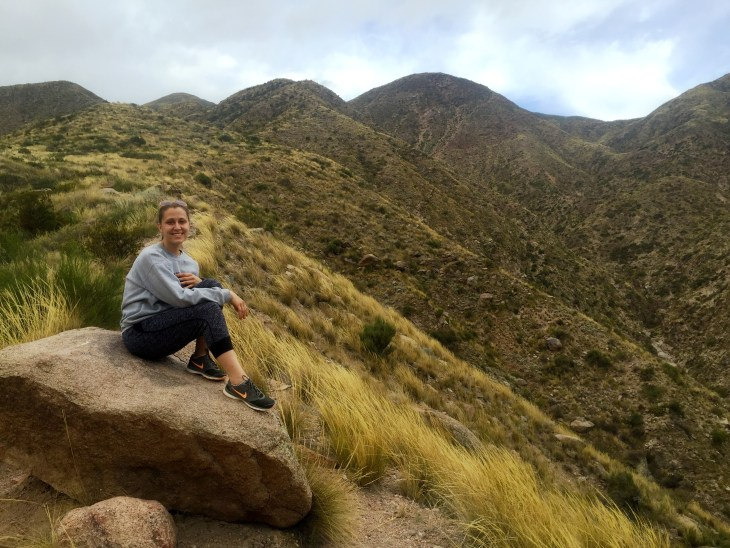 Atop a peak, Mendoza, Argentina- Pakalniskis- Photo 6