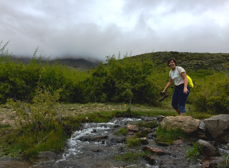 Crossing a river, Mendoza, Argentina- Pakalniskis- Photo 7