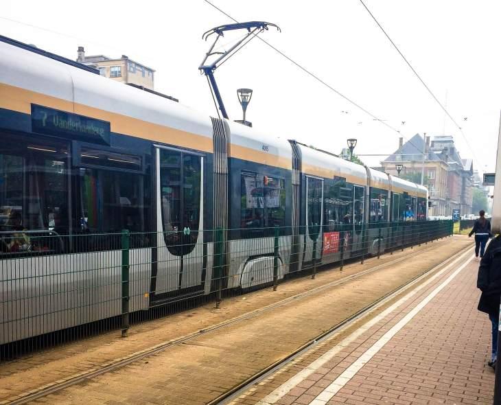 Tram, Brussels, BelgiumPuzin-3