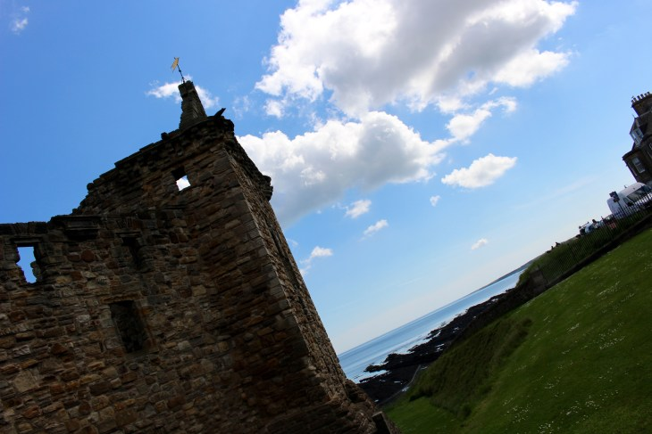Picture 4 St. andrews castle