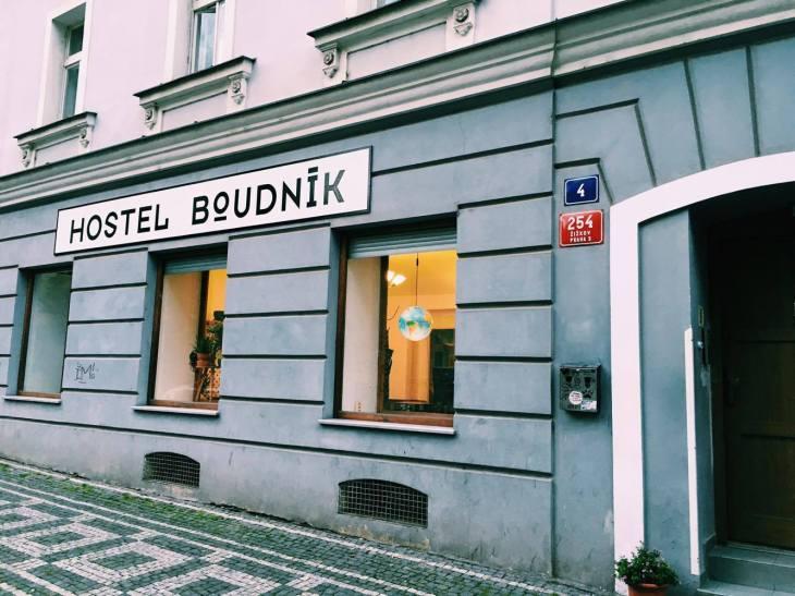 Hotel Boudnik in Prague!