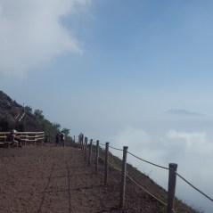 Mt. Vesuvius, outside of Naples, Italy