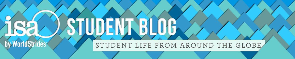 ISA Student Blog
