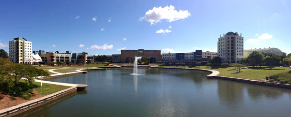 Bond University in the Gold Coast of Australia.
