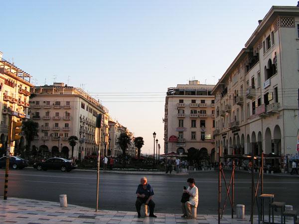 Thessaloniki_AristotleStreet