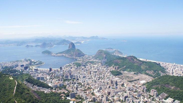 Rio city scape