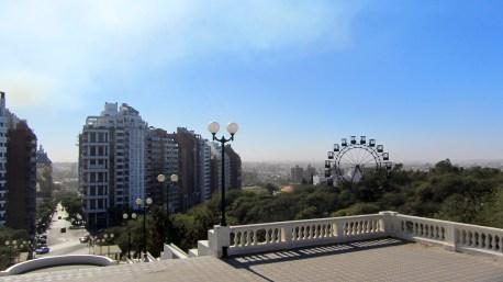 Cordoba Argentina Skyline