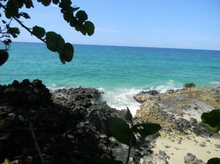 Ocean view in Panama
