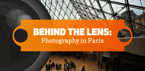 Study photography abroad isa paris