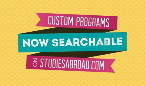 ISA Custom programs study abroad