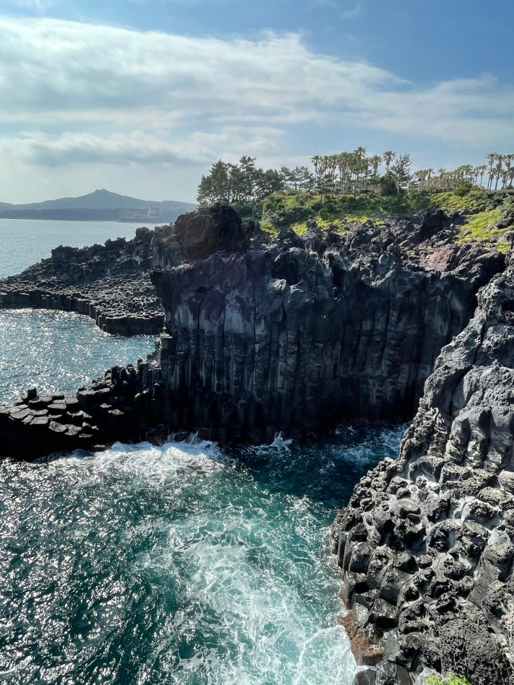 Jusangjeolli Cliff