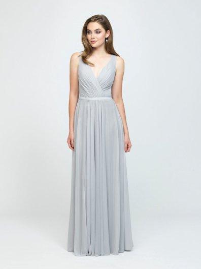 spring wedding inspiration and ideas pastel bridesmaids dress allure 1614 studio i do