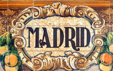image of Madrid sign for Abroad101
