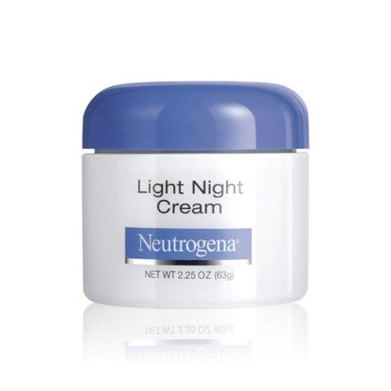 Neutrogena - Light Night Cream