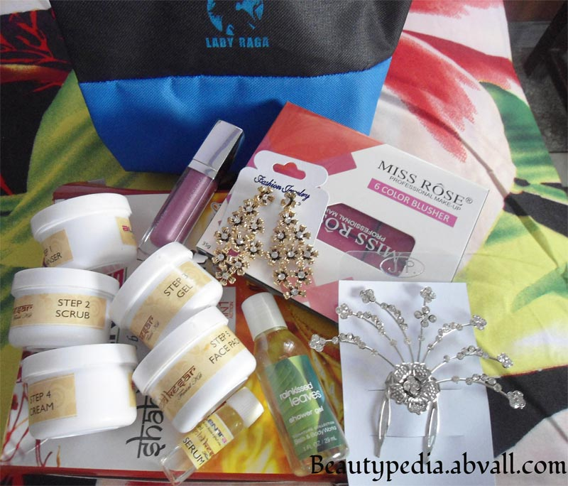 lady raga subscription boxes