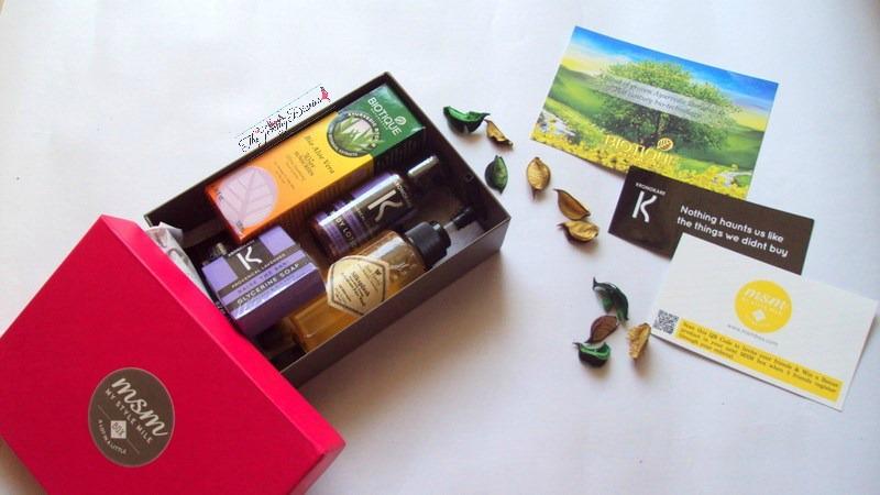 msm box
