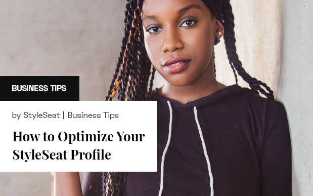 How to Optimize Your StyleSeat Profile